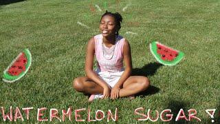 Baixar Harry Styles - Watermelon Sugar (Cover by Lola Coker)