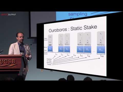 Ouroboros presentation | IACR Crypto-2017