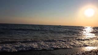 Море. Сочи. Лазаревское.