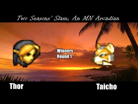 U of MN - MN Arcadian WR1: Thor(Link) vs Taicho(Fox)