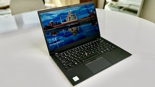 Finally, a Laptop I Recommend! - Lenovo X1 Carbon Review - 7th Gen (10th Gen CPU)