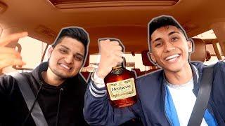 Punjabi Carpool Karaoke with Lavi