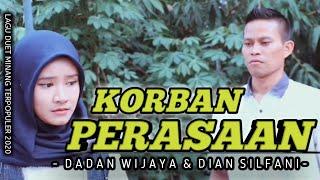 KORBAN PERASAAN - cover Dadan Wijaya Feat. Dian Silfani (official Video)