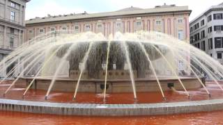 Jessica goes to Italy: Genova, Monte Carlo & Portofino