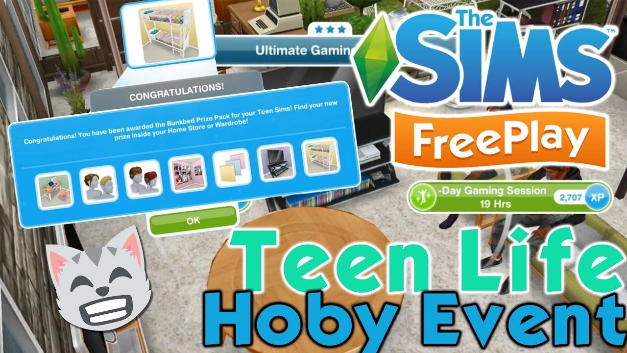 Sims Teen Life 31