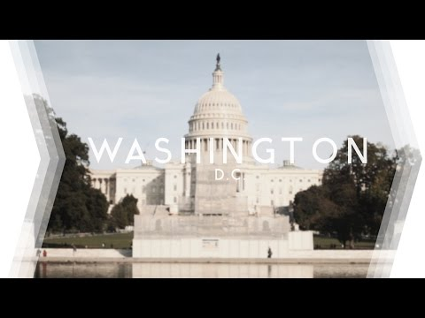 Travel Day: Washington D.C.   4K   (Sony A7S II + Rokinon 35mm 1.5)