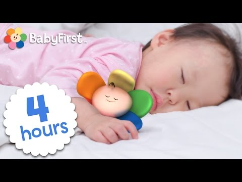 Lullabies for Babies to go to Sleep | 4 hours | Baby bedtime music | Sweet dreams BabyFirst