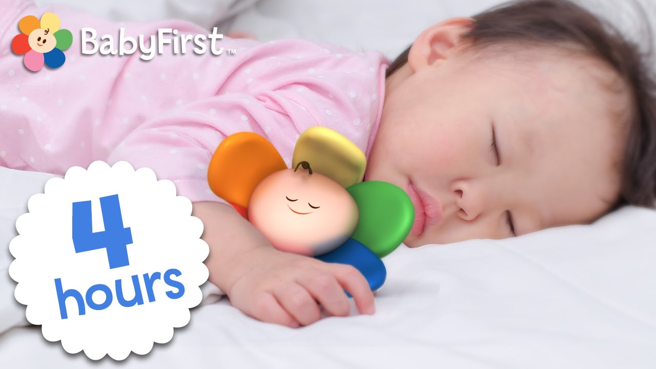 Lullabies For Babies To Go To Sleep 4 Hours Baby