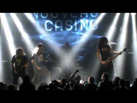LOCK UP - Nouveau Casino, Paris, France - 09/02/2013 - Full Show