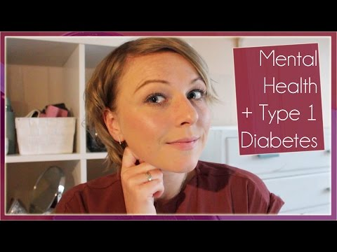 Type 1 Diabetes + Mental Health: Setting the record straight
