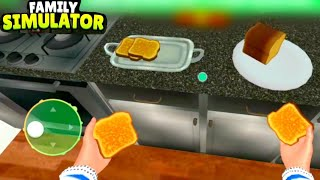 FAMILY SIMULATOR - Virtual Mom Game [Level 1 - 5] Gameplay - Walkthrough [Android - IOS]