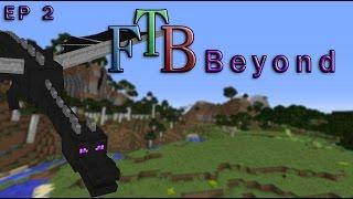 Video FTB Beyond EP. 2: Power, ME System, The End download MP3, 3GP, MP4, WEBM, AVI, FLV Desember 2017