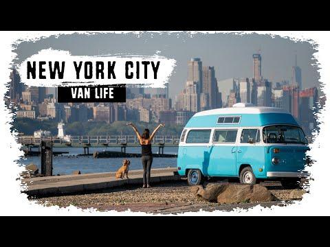 Surviving Van Life in New York City
