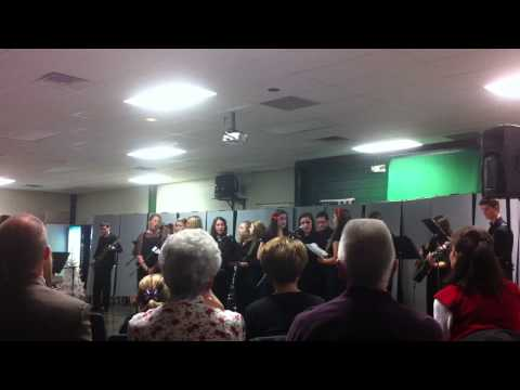 Carol of the Bells by Bishop Brossart High School Jazz Band and Choir