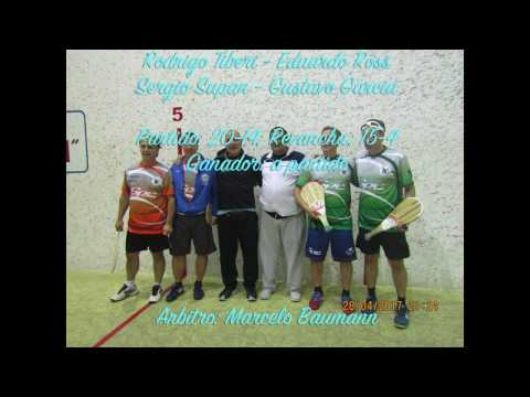 PPV CP Abril 2017 Tiberi-Ross vs Supan-Garcia A partido