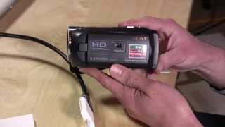 Sony Handycam HDR-PJ275 Review - HD Video Camera with Built in Projector