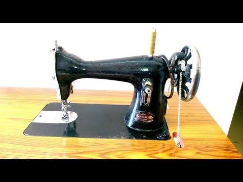 Sewing machine basics and maintenance   part  1