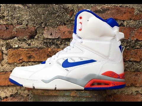 8aa9ab0fc05 NIKE- AIR COMMAND FORCE - DESEMPAQUETADO   UNBOXING - YouTube