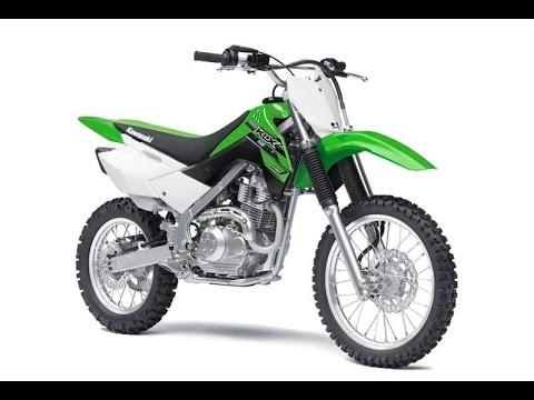 2016 Kawasaki KLX 140 - off road bikes - YouTube