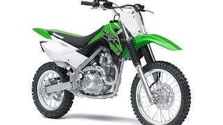 2016 Kawasaki KLX 140 - off road bikes