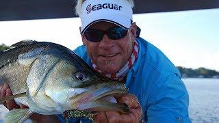 Snook Fishing Florida for Monster Fish Under Bridges
