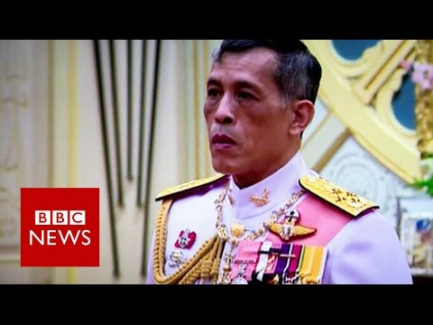 Who is Thailand's new king? BBC News