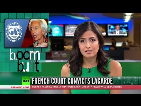 [743] French court convicts IMF's Christine Lagarde