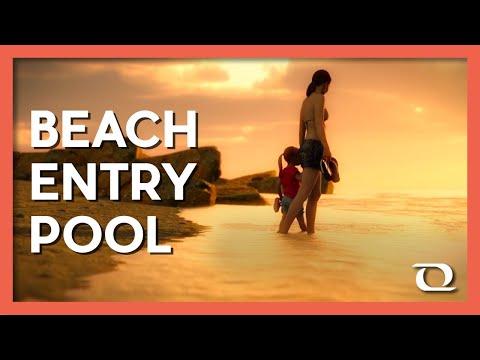Thursday Pools | Beach Entry Pool