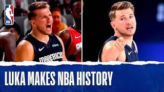 Luka Makes NBA HISTORY With His 15th Triple-Double This Season!