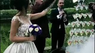 Свадьба Тани Мусульбес и Виктора Литвинова фото и видео
