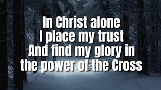 In Christ Alone | Brian Littrell