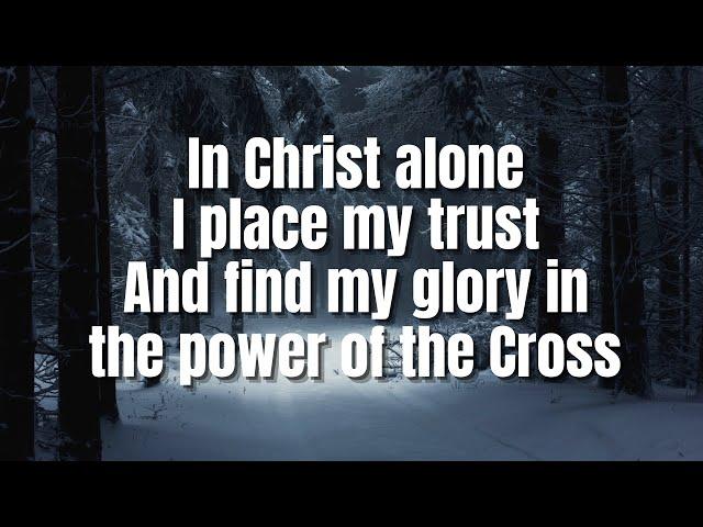 In Christ Alone | Brian Littrell Chords - Chordify
