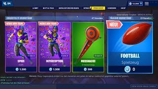 Fortnite: FREE ITEM in the shop! | Super Bowl Shop