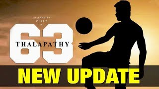 Download Thalapathy 63 Mass Opening Song Update Vijay Atlee