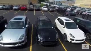 Loeber Porsche Dealership Overview