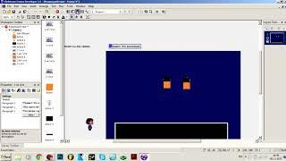 Как сделать Пародию на Андертейл в ClickTeam Fusion 2 5 #3 (Диалог, Взаимодействие)