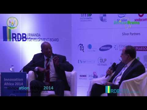 Innovation Africa 2014 - IBM Session: Developing Skills in Vocational & Higher Education