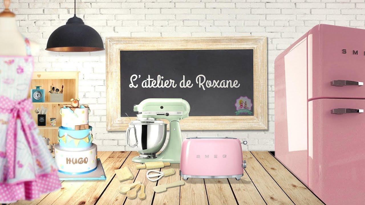 Livre de recette atelier de roxane