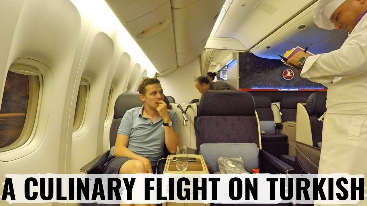 Turkish airlines business class review amazing istanbul lounge youtube - Turkish airlines uk office ...