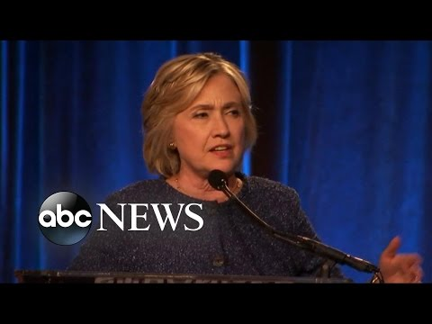 Clinton Regrets Donald Trump Supporters Statement