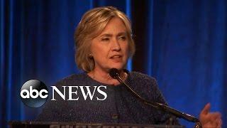 Clinton Regrets Donald Trump Supporters Statement