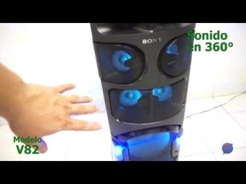 Tutorial Sony Audio V82 // Review Sony Audio // Sony Audio