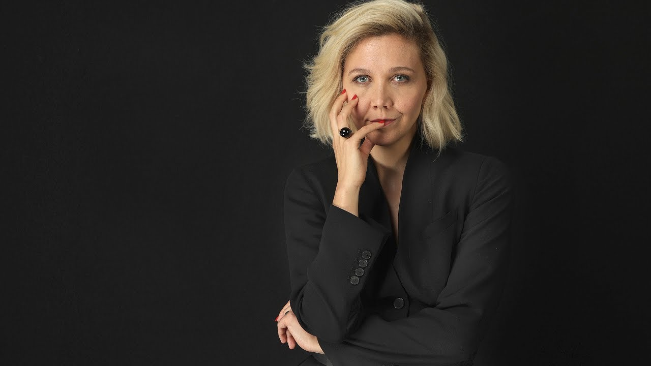 Maggie Gyllenhaal is drawn to the 'sexuality, femininity, power, commerce' of 'The Deuce'