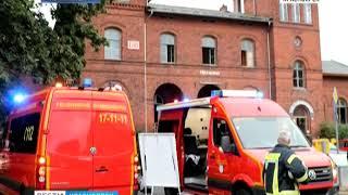 В Германии взорвался газ - пострадали два человека из Красноярска