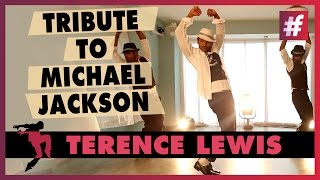 Terence Lewis - Tribute To Michael Jackson