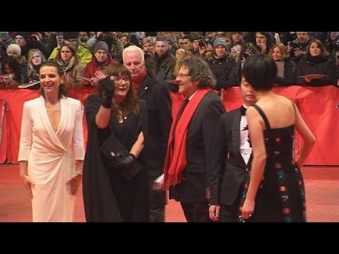 Berlinale startete mit Juliette Binoche auf Polarexpedition - cinema