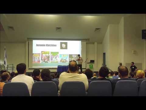 Israel BoardGame Jam 2017 (Jeremie Kletzkine, Paul Peterson, Bruno Cathala)