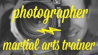 S2 Artist Day Jobs: R.J. Kern - Fine Art Photographer/Martial Arts Trainer
