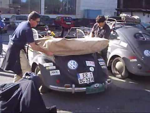 VW Käfer: Off road 14 08 2009 vvc09.de Brezel Cabrio