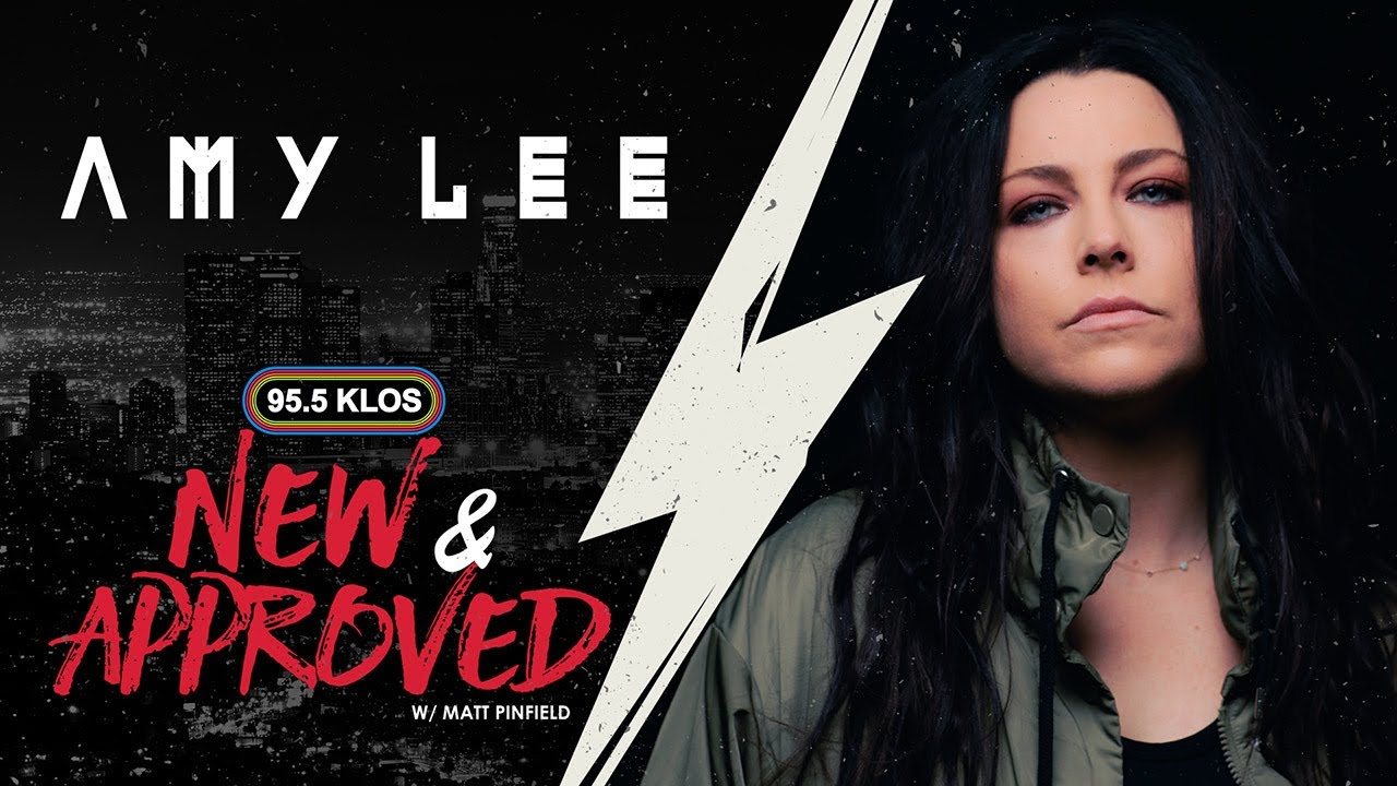 AMY LEE SPEAKS ON THE BAND'S TRAGIC LOSSES THAT INSPIRED 'THE BITTER TRUTH' (95.5 KLOS)